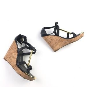 """Dolce Vita Womens """"Tremor"""" Wedge Sandals DR02025"""